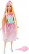 Papusa Barbie Endless Hair Kingdom - Printesa blonda