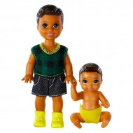 Barbie Skipper: Papusi fratiorii creoli