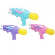 Pistol colorat cu apa de jucarie 25 cm