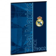 Caiet Matematica FC Real Madrid A4