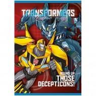 Caiet Transformers dictando 32 file