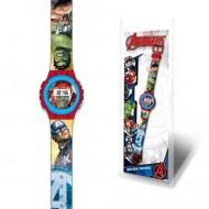 Ceas de mana Avengers digital