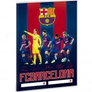 Coperta caiet A5 FC Barcelona Premium