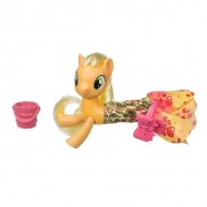 Figurina Applejack sirena si ponei My Little Pony : Filmul