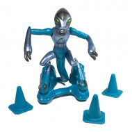 Figurina articulata Ben 10 XLR8 Omni-Metallic