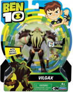 Figurina articulata Vilgax Ben 10