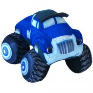 Figurina de plus 14 cm Crusher Blaze and the Monster Machines