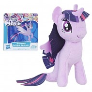 Figurina de plus Twilight Sparkle Sirena My Little Pony 13 cm