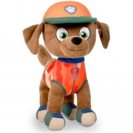 Figurina de plus Zuma 27 cm Jungle Rescue Patrula Catelusilor