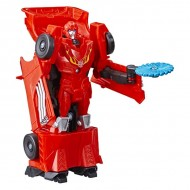 Figurina transformabila Hot Rod Fusion Flame Cyberverse Transformers