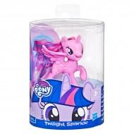 Figurina Twilight Sparkle My Little Pony dimensiune 7 cm, in cutie