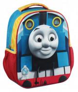 Ghiozdan de gradinita cu imprimeu 3D Thomas si Prietenii 31 cm