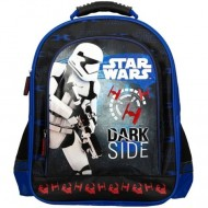 Ghiozdan ergonomic scoala Star Wars : Dark Side, 38 cm