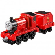 James Locomotiva Cu Vagon Thomas Si Prietenii - Adventures Fisher Price