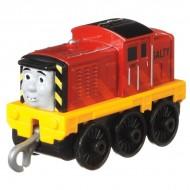 Locomotiva Metalica Salty Push Along Thomas&Friends Track Master
