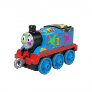 Locomotiva Metalica Thomas pictat Push Along Thomas&Friends Track Master