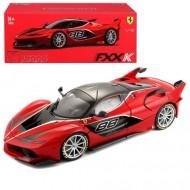 Masinuta Ferrari FXX-K Rosu 1/18 Bburago