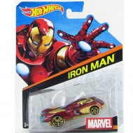 Masinuta metalica Iron Man Hot Wheels 1/64
