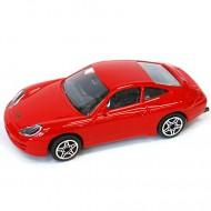 Masinuta Porsche 911 Carrera Rosu 1/43 Bburago