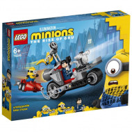 Minions - The Rise of Gru Lego
