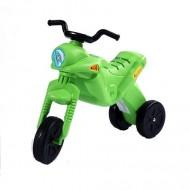 Motocicleta fara pedale Enduro Maxi Verde