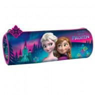 Penar cilindric cu un compartiment Elsa si Anna Frozen