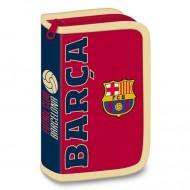 Penar neechipat FC Barcelona Pliabil Rosu cu Albastru