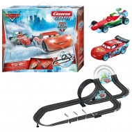 Pista circuit Cars Carrera Go Ice Drift Disney Cars 2