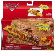 Pista Lansator Tractor Tippin Story Set Cars