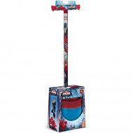 Pogo Stick T-Ball Spiderman