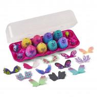 Set 12 figurine Hatchimals CollEGGtibles Wilder Wings