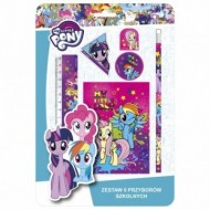 Set 6 instrumente de scris My Little Pony
