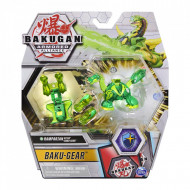 Set Bakugan Armored Alliance Baku-Gear figurina Ramparian Ultra