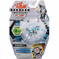 Set Bakugan Armored Alliance figurina Dragonoid Ultra alb