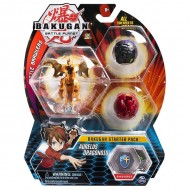 Set Bakugan Start figurina Aurelus Dragonoid