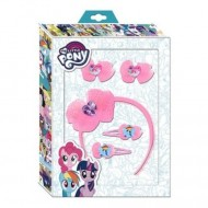 Set bentita si accesorii decorative My Little Pony
