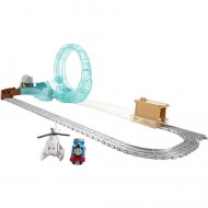 Set circuit Shark Escape Thomas Si Prietenii - Fuga de rechin Adventures Fisher Price