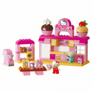 Set de constructie Big Bloxx Brutaria Hello Kitty