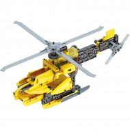 Set de constructie Clementoni Mechanics - Elicopter de salvare