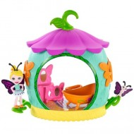 Set de joaca baia papusii Baxi Butterfly - Petal Park - EnchanTimals