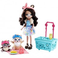 Set de joaca Bren Bear EnchanTimals - Set de joaca La Picnic