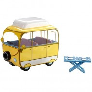 Set de joaca Peppa Pig rulota pentru camping