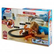 Set de joaca Thomas and Friends - Circuit Tunnel Blast Track Master cu trenulet Diesel motorizat