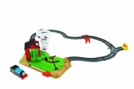 Set de joaca Thomas and Friends - Circuit Twisting Tornado Track Master