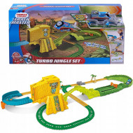 Set de joaca Thomas and Friends Track Master - Circuit Turbo Jungle