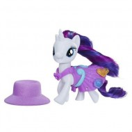 Set Figurina Rarity la Scoala Prieteniei Friendship is Magic My Little Pony