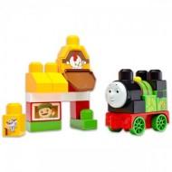 Set Locomotiva Percy la ferma Thomas And Friends Mega Bloks