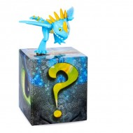 Set mini figurine Cum sa-ti dresezi dragonul - Stormfly si 2 figurine surpriza