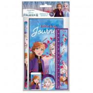 Set papetarie 5 bucati Disney Frozen