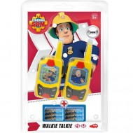 Set Walkie-Talkie Sam Pompierul